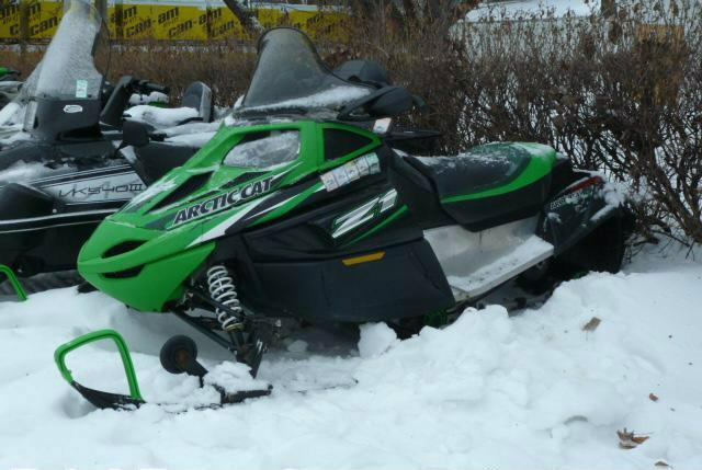 Arctic Cat Z1 1100 2009