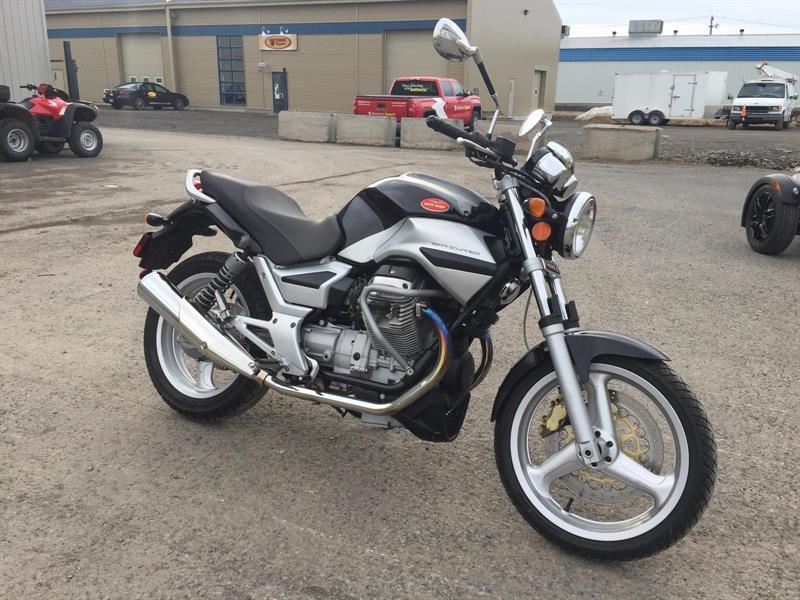 Moto Guzzi BREVA 750 2008