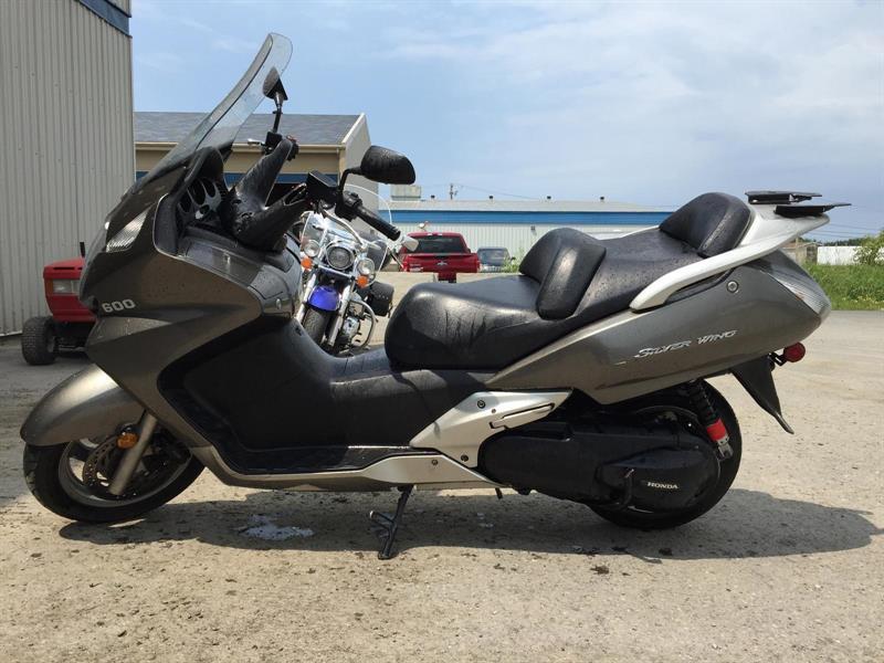 Honda FSC600 2005 #27214RDL