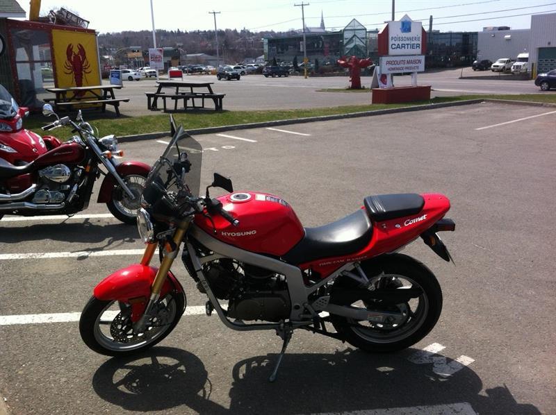 Hyosung GT250 COMET 2006 #24347RDL