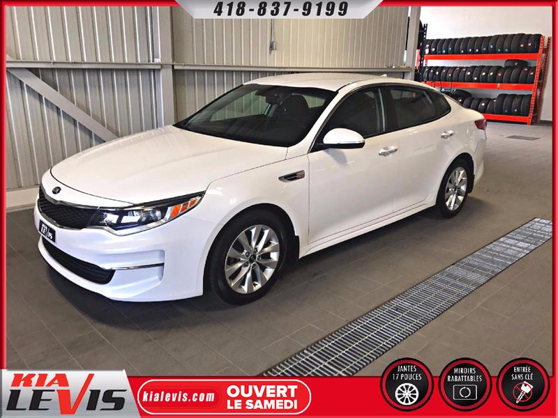 Kia Optima 2017 LX-PLUS-FULL-MAGS 17'' #1181