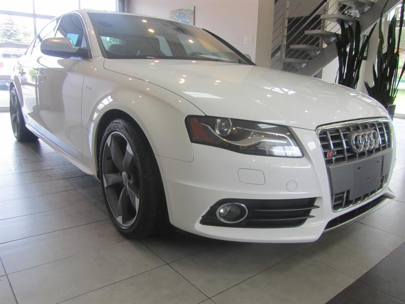 Audi S4 2012 QUATTRO NAVIGATION #4006