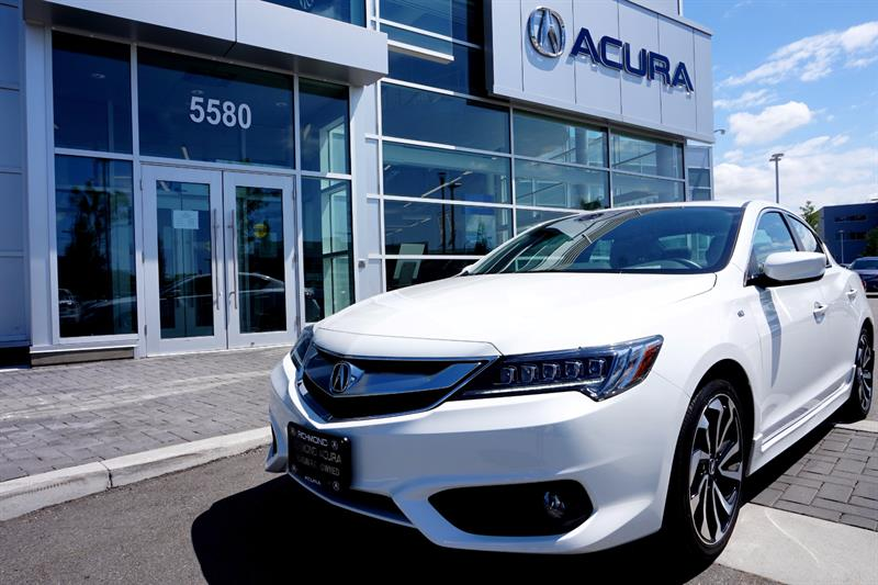 2016 Acura ILX 4dr Sdn A-Spec #785993A