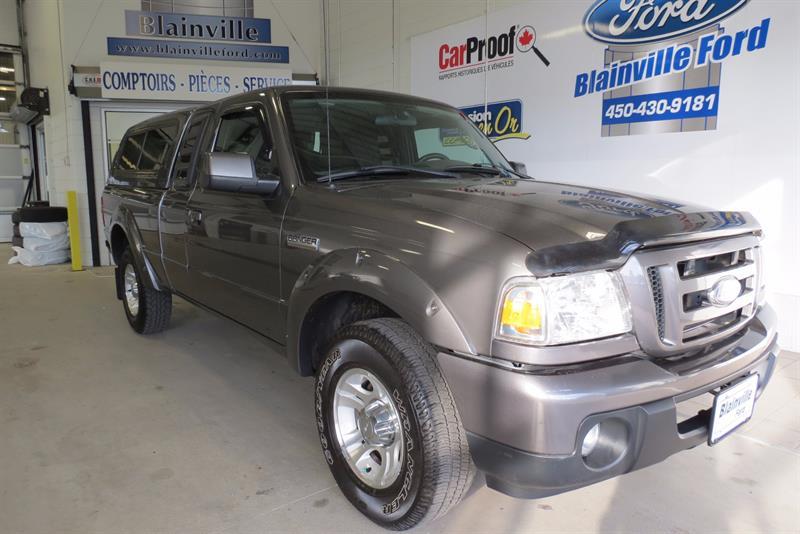 Ford Ranger 2011 RWD SPORT AUTOMATIQUE #217118