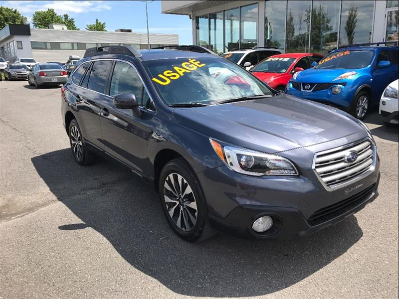 Subaru Outback 2015 3.6R Limited Package #15013A
