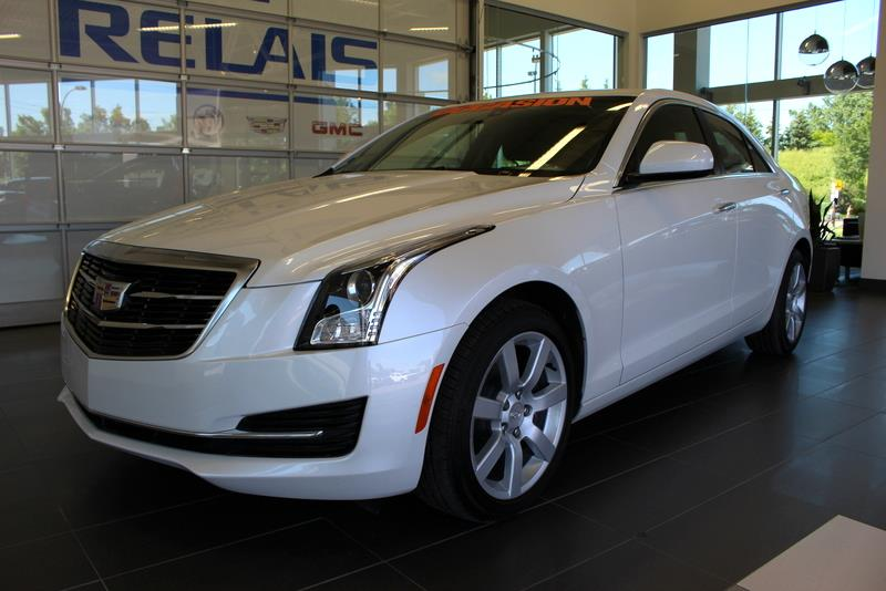 Cadillac ATS Sedan 2016 AWD 2.0 LITRES TURBO #K728256A