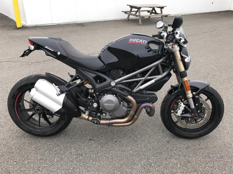 Ducati M1100 Monster 2012 DUCATI MONSTER 1100 EVO #USAGÉ