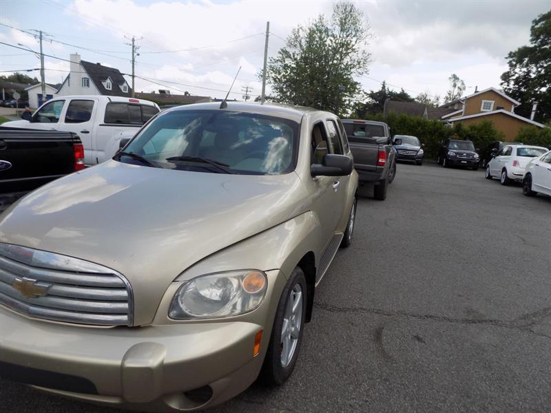 Chevrolet HHR 2007 LS #PATT1023