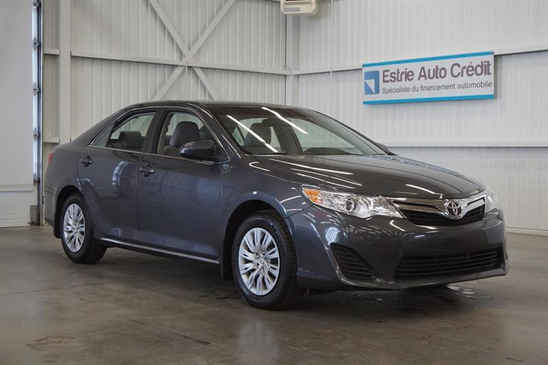 Toyota Camry 2012 LE #H6034A