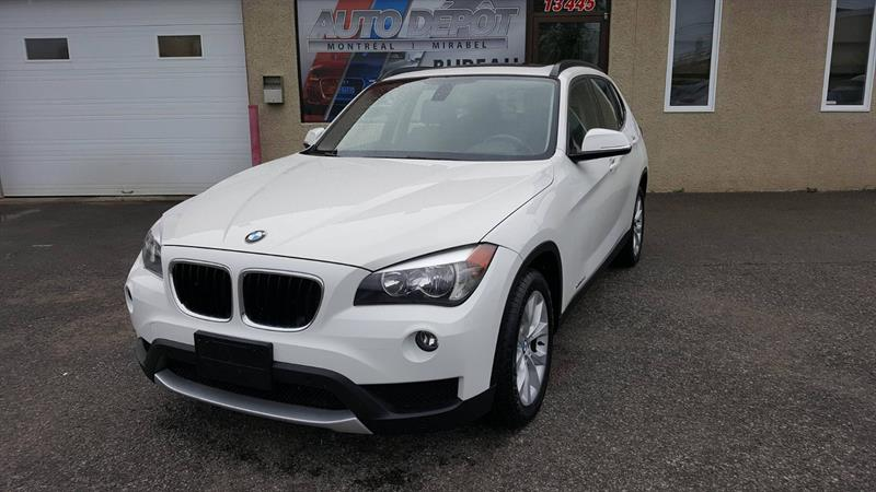 BMW X1 2014 xDrive28i premium #5901