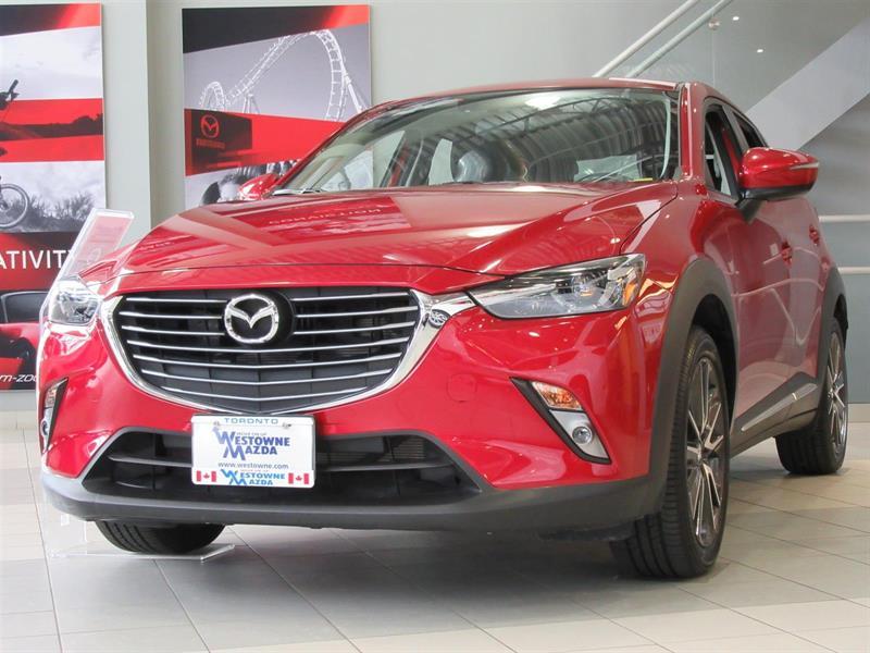 2016 Mazda CX-3 GT #13707
