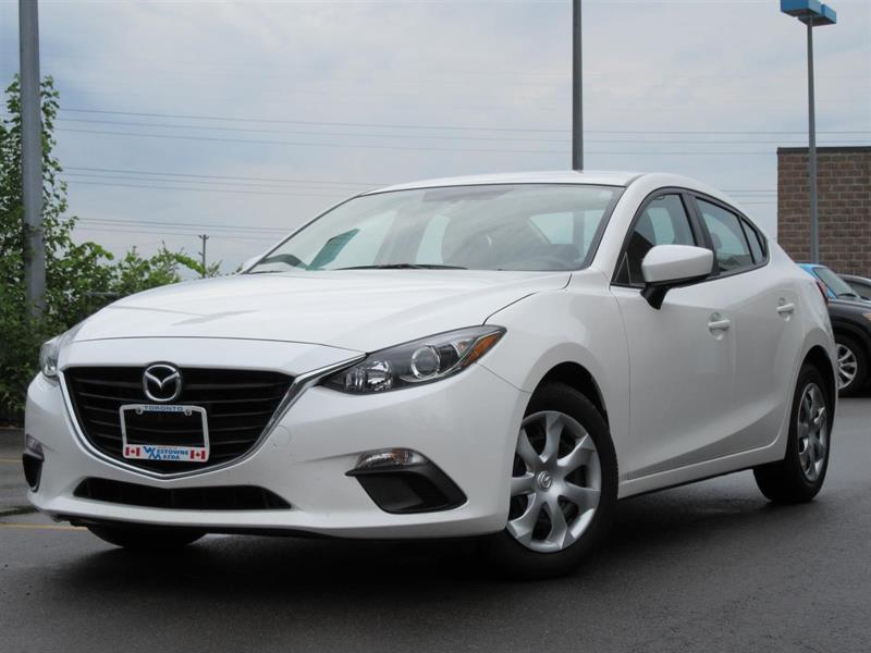 2016 Mazda 3 GX #13751