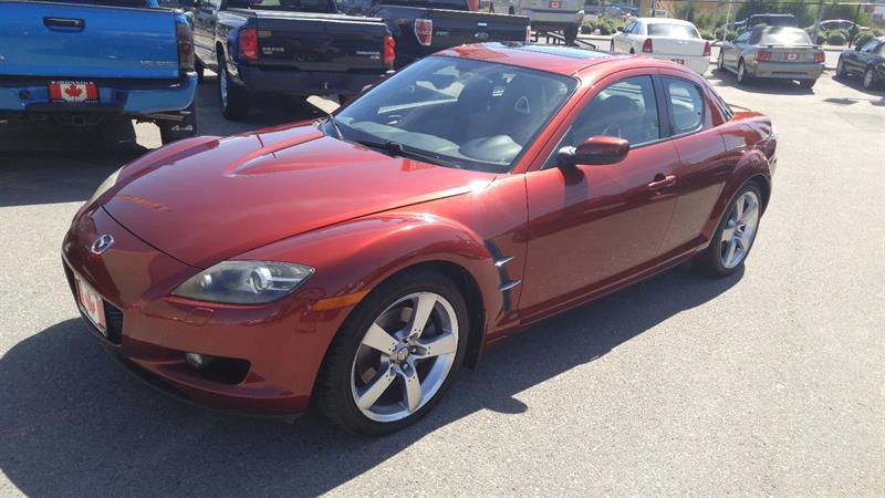 2006 Mazda RX-8 #A7958