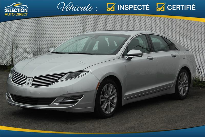 Lincoln MKZ 2014 4dr Sdn AWD #S817698