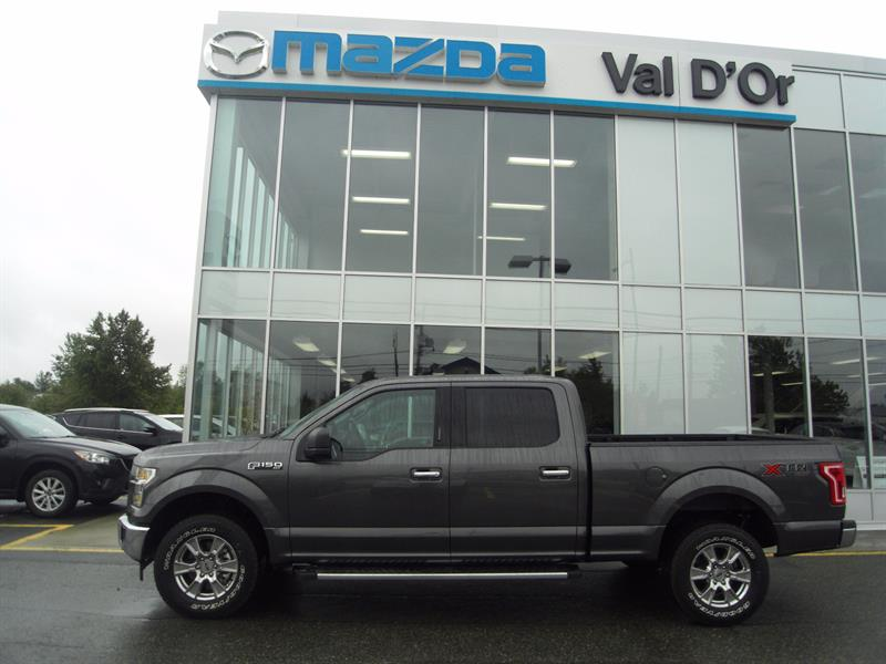 Ford F-150 2017 4WD SuperCrew #U02265