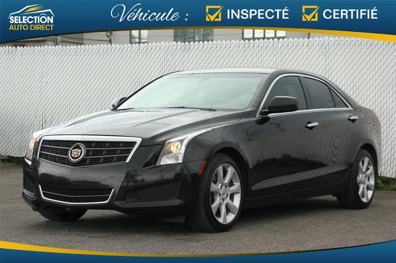 Cadillac ATS 2014 4dr Sdn 2.0L RWD #S156075