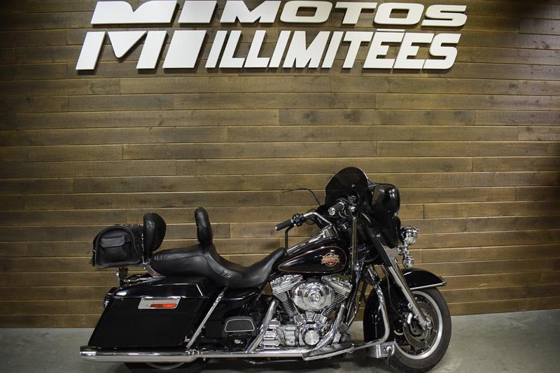 Harley Davidson FLHT ELECTRA GLIDE 2001