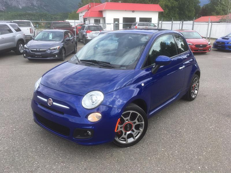 2014 Fiat 500 2dr HB Sport #17041-1s