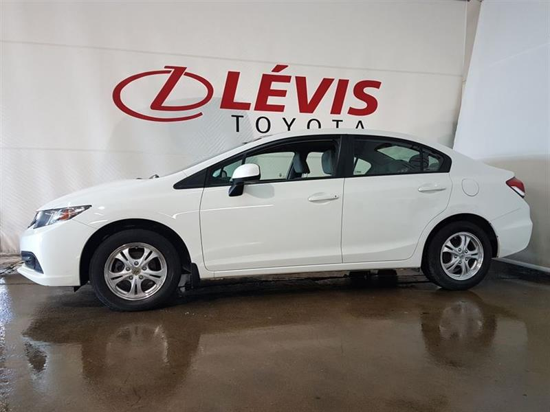 Honda Civic 2013 LX A/C IMPECABLE #1881S-101