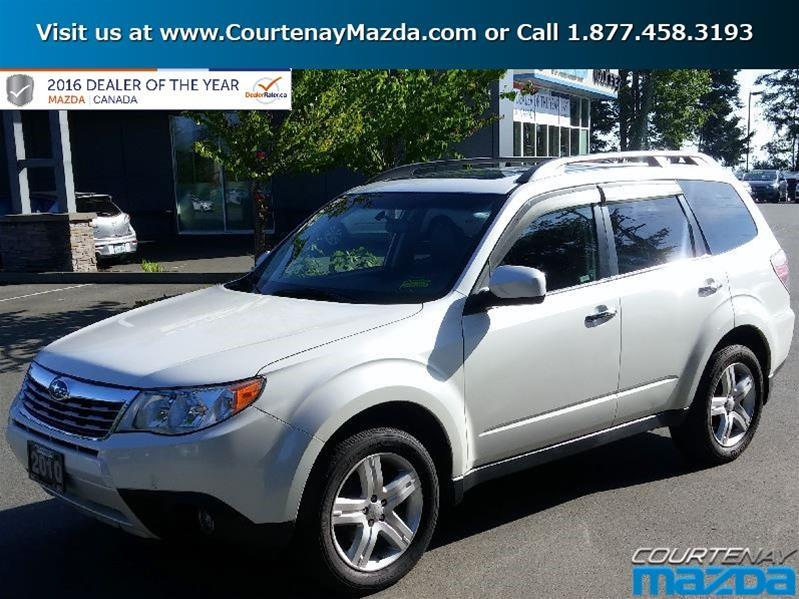 2010 Subaru Forester 2.5XT Limited #P4413