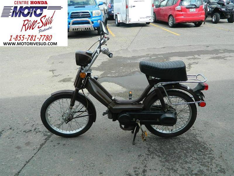 SCOOTER Honda PA 50 1981