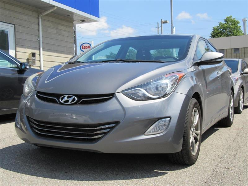 2011 Hyundai Elantra LIMITED..LEATHER #28284