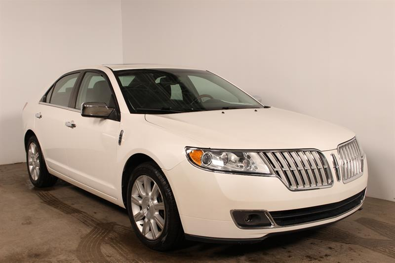 Lincoln MKZ 2010 ** CUIR + TOIT OUVRANT ** #U3193A