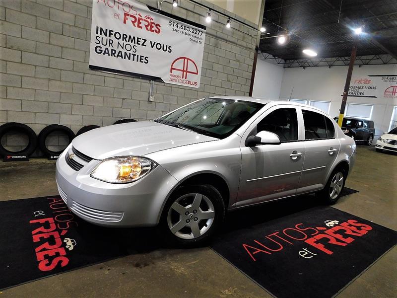 Chevrolet Cobalt 2008 4dr Sdn LT #1747