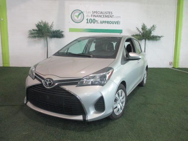 Toyota Yaris 2015 5dr HB #1751-06