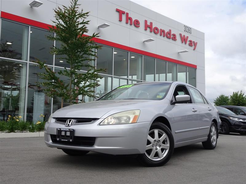 2005 Honda Accord EX V6 #17-299B