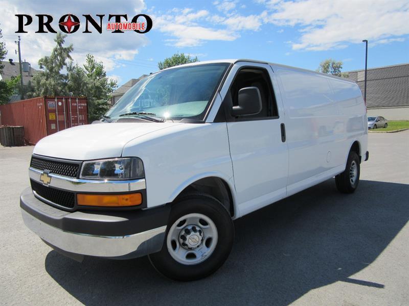 Chevrolet Express Cargo Van 2016 2500 ** Allongé Extended ** #3402