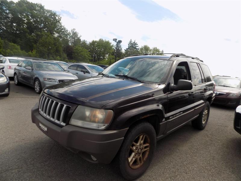 Jeep Grand Cherokee 2004 Laredo #PATT6183