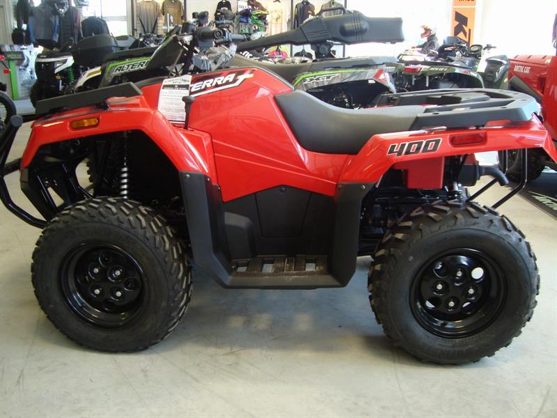 Arctic Cat Alterra 400 2016