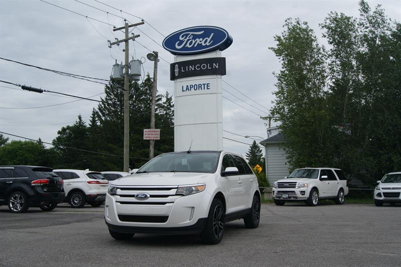 Ford EDGE 2014 SEL AWD #U3490