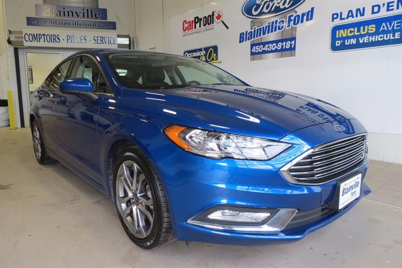 Ford Fusion 2017 SE CUIR. TOIT. MAGS. #217119