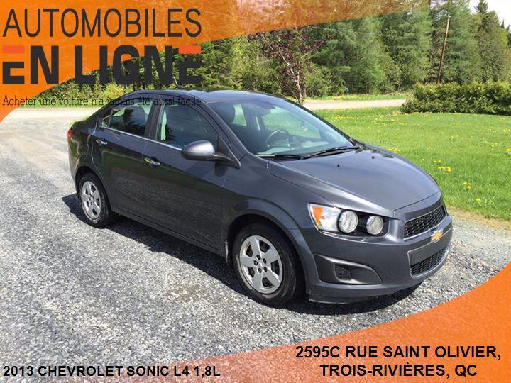 Chevrolet Sonic 2013 LT #21328700