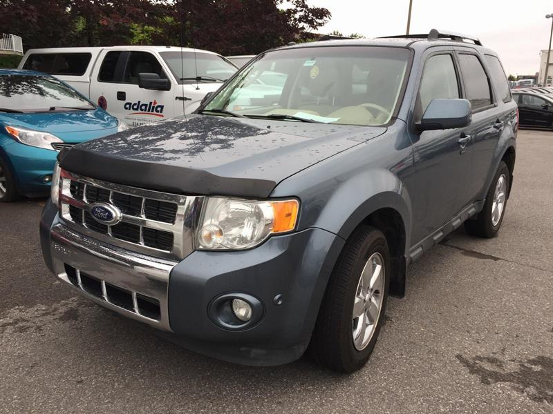Ford Escape 4WD 2011 Limited #U3117A
