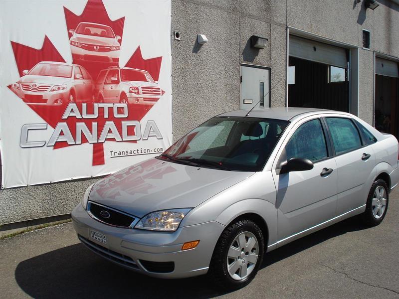 Ford Focus 2007 AUTOM, A/C, +++++ #AC5015