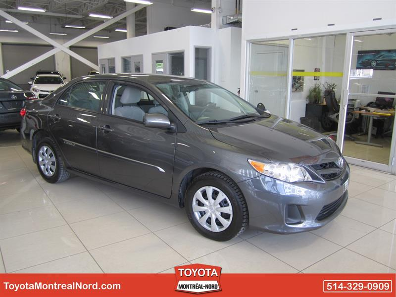 Toyota Corolla 2013 CE Gr.Electric #2656 AT