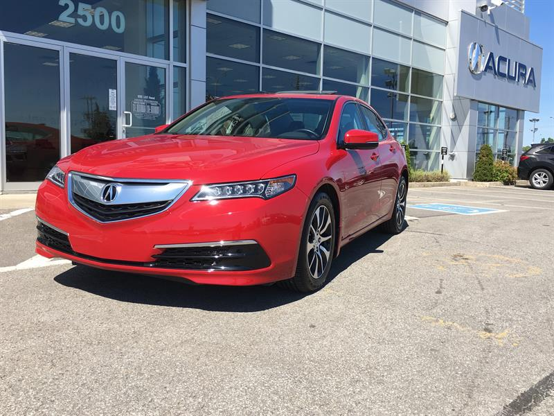 Acura TLX 2017 4dr Sdn FWD Tech #174316