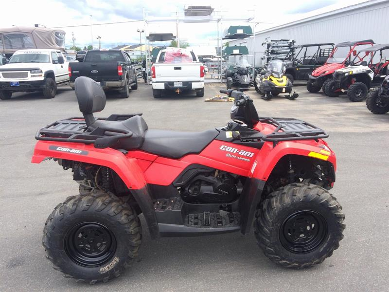 Can-am Outlander Max XT 400 2014