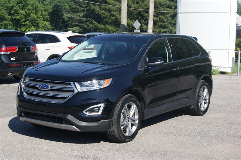 Ford EDGE 2016 Titanium AWD #3475