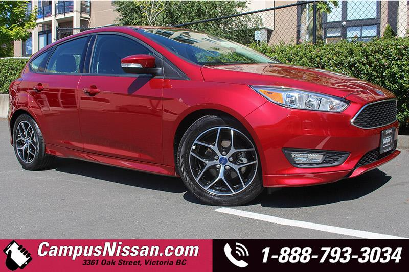 2015 Ford Focus SE w/ Back Up Cam #7-X521A
