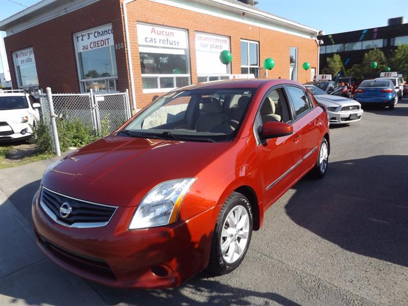 Nissan Sentra 2011 4dr Sdn I4 2.0 #1744-06