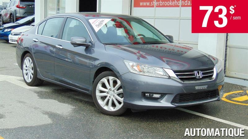 Honda Accord Sedan 2015 Touring #160292A