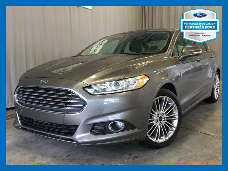 Ford Fusion 2013 4dr Sdn SE FWD #c6361A