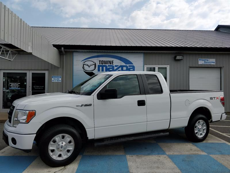 2013 Ford F-150 2WD SuperCab 145 #MM750