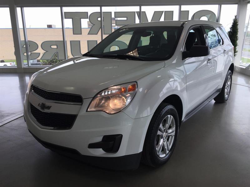 Chevrolet Equinox 2014 LS FWD #U3220