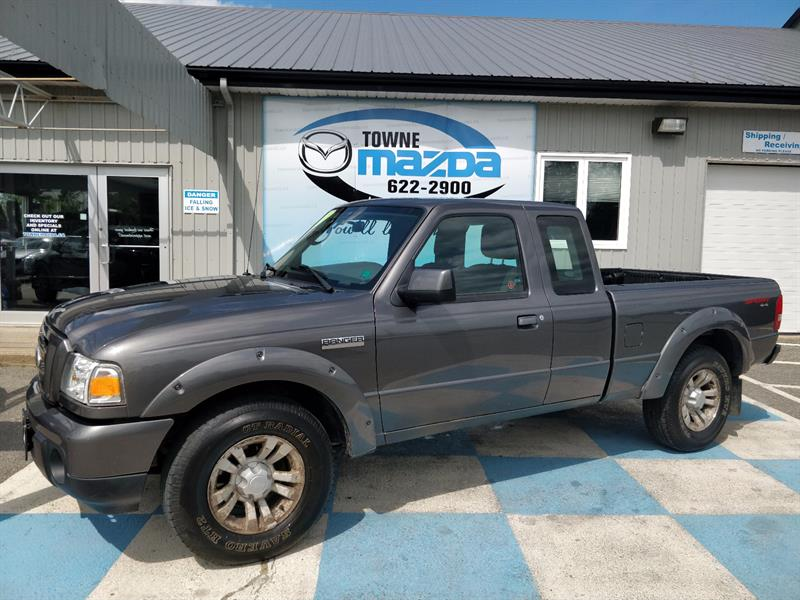 2010 Ford Ranger 4WD SuperCab 126 #MM748A