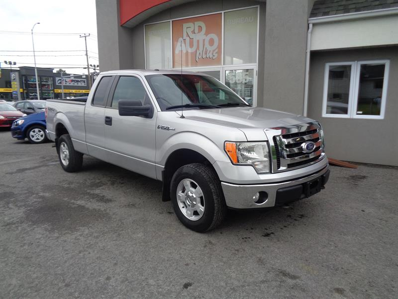 Ford F-150 2010 4WD SuperCab #9044